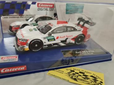 "Carrera Digital 132 Audi RS 5 DTM ""R.Rast, No.33"" 30935"
